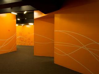 Paula Herrero | Arquitectura 牆面 Orange