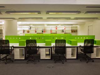 Paula Herrero | Arquitectura 書房/辦公室 Green