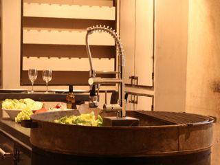 Frédéric TABARY КухняМийки та крани Залізо / сталь Різнокольорові