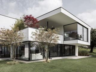 meier architekten zürich Rumah Modern White
