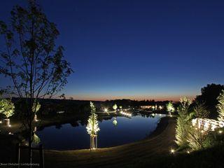 OC|Lichtplanung حديقة