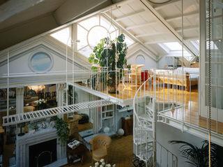 VITTORIO GARATTI ARCHITETTO Livings de estilo moderno