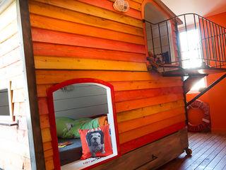Frédéric TABARY Дитяча кімнатаАксесуари та прикраси Дерево Різнокольорові