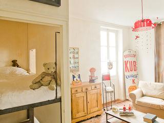 Frédéric TABARY Дитяча кімнатаЛіжка та дитячі ліжечка Дерево Різнокольорові