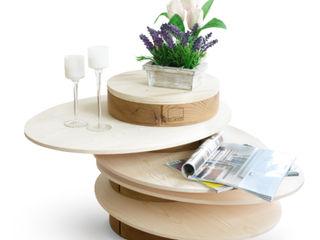 Blocco Arreda 客廳邊桌與托盤