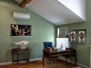 Sweet Home Design Classic style study/office