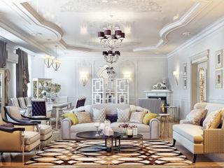 Sweet Home Design Modern living room White