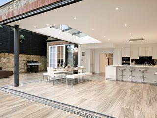 Woodville Gardens Concept Eight Architects Modern style kitchen