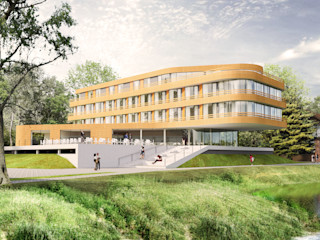 arc architekturconzept GmbH 飯店