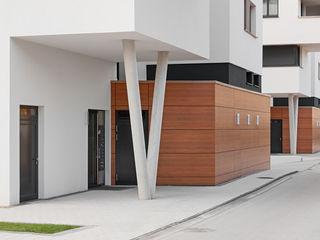 arc architekturconzept GmbH 窗戶