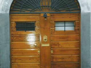 Porte di ingresso Falegnameria Martinelli Sergio Finestre & PortePorte Legno