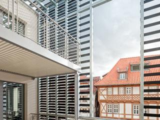 arc architekturconzept GmbH 露臺