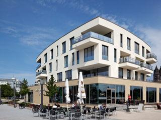 arc architekturconzept GmbH 餐廳