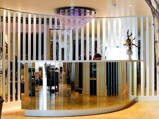 Cohesion chandelier bymorph Paysagisme d'intérieur