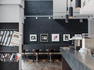 Bars | Lounge | Cafe Werkstätte Berndt GmbH Moderne Wände & Böden
