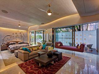 TAO Architecture Pvt. Ltd. Спальня