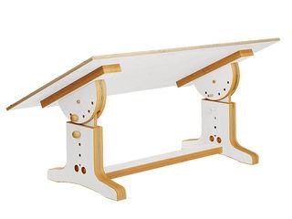 Schreibtisch Weiß Tischlerei Schade ArbeitszimmerSchreibtische Holzwerkstoff Weiß