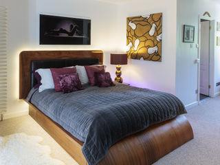 Chiswick Quay Rousseau Dormitorios de estilo moderno