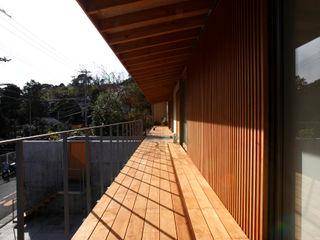 株式会社コヤマアトリエ一級建築士事務所 Modern Terrace