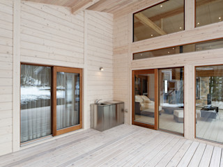株式会社山崎屋木工製作所 Curationer事業部 Scandinavian style windows & doors