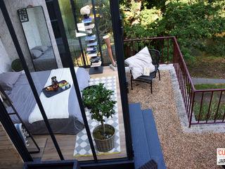 Un CUBE pour une experience unique... Un CUBE dans mon jardin ChambreLits & têtes de lit Métal Multicolore