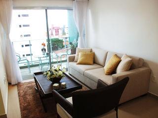 Martins Lucena Arquitetos Living room