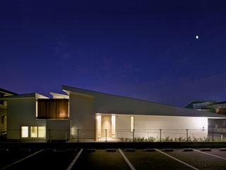Mimasis Design/ミメイシス デザイン Balconies, verandas & terraces Lighting