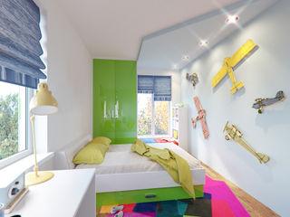 Insight Vision GmbH Cuartos infantiles de estilo moderno