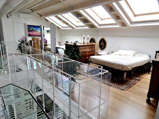VITTORIO GARATTI ARCHITETTO Dormitorios de estilo moderno