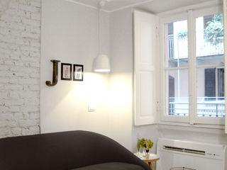 Moodern Scandinavian style living room