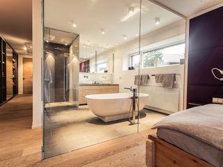 Meissl Architects ZT GmbH Modern Bathroom