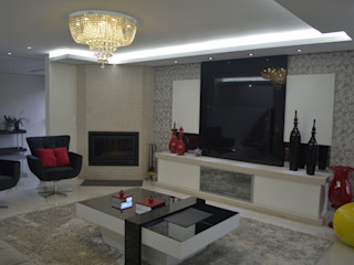 Ésse Arquitetura e Interiores Phòng khách
