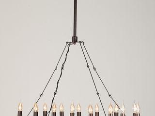 Modern industrial or soft loft Altavola Design Sp. z o.o. Living roomLighting Metal Black