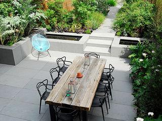 Contemporary Garden Design by London Based Garden Designer Josh Ward Josh Ward Garden Design Сад