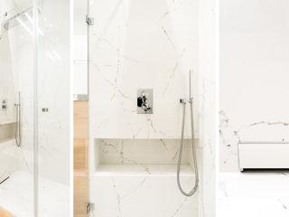 Anna Maria Sokołowska Architektura Wnętrz Modern style bathrooms