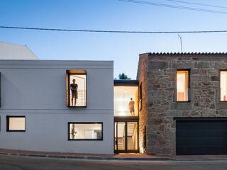 FPA - filipe pina arquitectura Casas de estilo minimalista