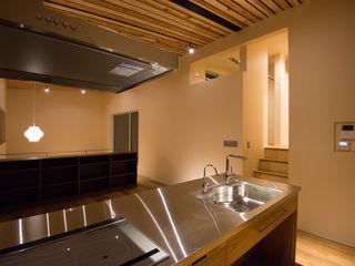 市川設計スタジオ Modern kitchen
