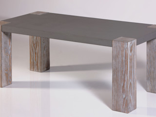 Industrial skandynavian style Altavola Design Sp. z o.o. Living roomSide tables & trays