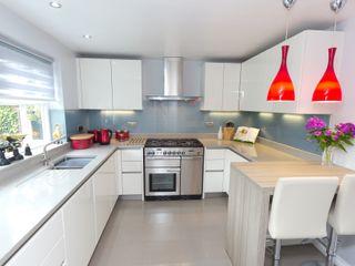 Contemporary Kitchen in Huddersfield at Bradley Twenty 5 Design Modern Kitchen