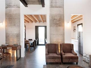 Villa Sole Resin srl Soggiorno moderno