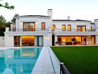 Casa Tortugas JUNOR ARQUITECTOS Casas modernas: Ideas, imágenes y decoración