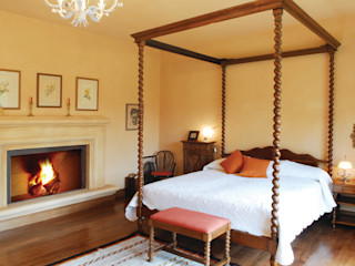 Casa Martindale JUNOR ARQUITECTOS Dormitorios clásicos