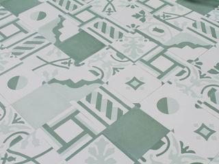 Cementine 20x20 cm - Le uniche ed originali Romano pavimenti Pareti & Pavimenti in stile moderno Piastrelle