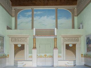 Art'n'Art Studio di Claudia Masini Гостиная в классическом стиле