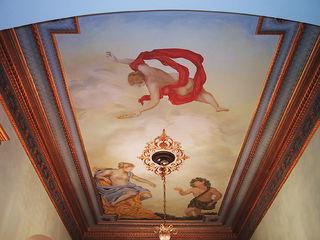 Art'n'Art Studio di Claudia Masini Коридор, прихожая и лестница в классическом стиле