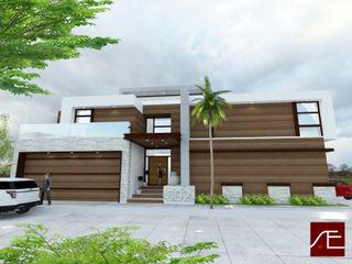 AE Arquitecto Modern Houses