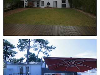 The rolling house BEFORE / AFTER Frédéric TABARY