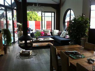 The loft Frédéric TABARY ВітальняАксесуари та прикраси Дерево Різнокольорові