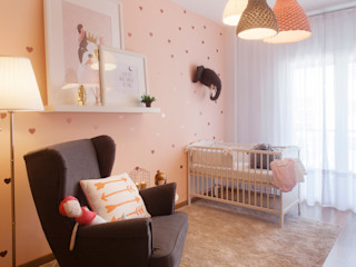 MYAH - Make Yourself At Home Modern Kid's Room Pink
