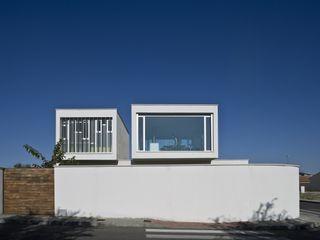 daniel rojas berzosa. arquitecto Casas minimalistas